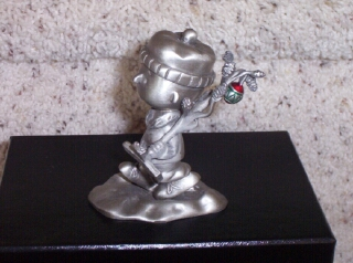 SNOOPY / PEANUTS PEWTER & BRONZEFIGURINES