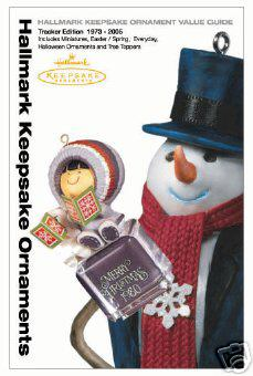 Hallmark Keepsake Christmas Ornaments Price Guide MIB | eBay