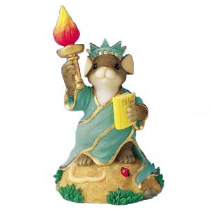Charming Tails - Little Lady Liberty