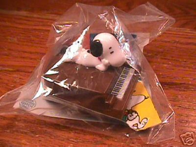 Snoopy Burger King