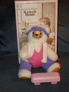 Raikes Aerobic Bear
