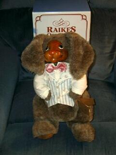 Raikes Rabbit - Andrew