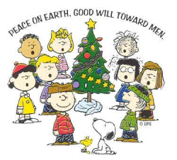 Christmas Peace On Earth Clip Art